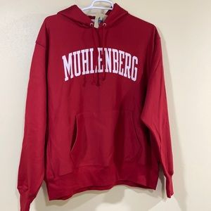 Muhlenberg Hoodie, Men's XL Only, True to Size